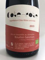 Côte-Rôtie 2015, François et Claire Bouillot-Salomon, AOC Côte-Rôtie, Ampuis, 75cl, rouge