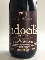 Indocilis Rosso Frizzante 2014, Podere Pradarolo, Italie, Emilia Romania, 75cl, rosé