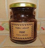 Confiture de figue bio du Beaujolais