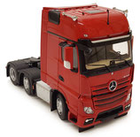 Mercedes-Benz Actros Gigaspace 6x2 red