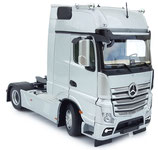 Mercedes-Benz Actros Gigaspace 4x2 silver
