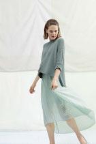 Pullover mit Lang Ayrns JANET gestrickt