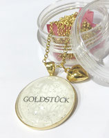 """Spruchkette """"Goldstück"""""""