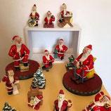 Père Noel, pièce unique, vendu à l'unité