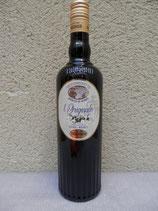 Troussepinette l'originale aux épines noires au vin rouge 75cl  17°