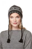 Inka-Mütze mit Ohrenklappen