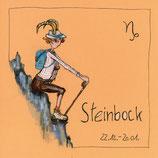 """Sternzeichen """"Freundlieb"""" Steinbock"""