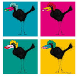 Pop Art Bird