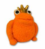 Filzfrosch orange 1
