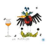 Ein Partyvogel