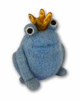 Filzfrosch blau 4