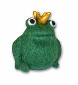 Filzfrosch grün 1