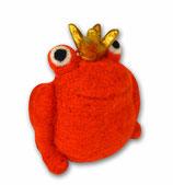 Filzfrosch orange 3