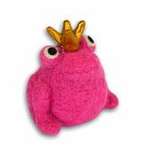 Filzfrosch pink 1