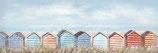 Beachhouse,  50 x 150 cm