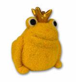 Filzfrosch gelb