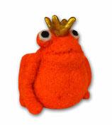 Filzfrosch orange 2