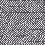 herringbone, black