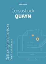 [NIEUW] Cursusboek Quayn deel I (3e editie 2021)