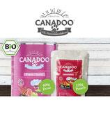 Canadoo Welpe BIO Rind mit Apfel & Haferflocken