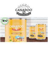 Canadoo Senior/Light BIO Pute mit Zucchini & Apfel