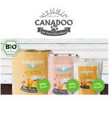 Canadoo Adult BIO Pute mit Steckrübe & Kartoffel