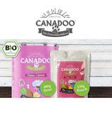 Canadoo Welpe BIO Gans mit Spinat & Kartoffel