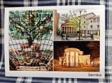 Tarjeta Postal GERNIKA Posta-Txartela
