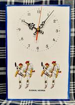 Reloj EZPATA-DANTZA Erlojua