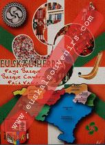 Tarjeta Postal EUSKALHERRIA Posta-Txartela