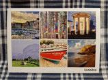Tarjeta Postal URDAIBAI Posta-Txartela (A)