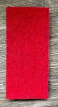 Reinigungspad rot für Polypadhalter