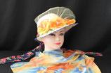 Chapeau Rose japonaise