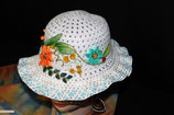 Chapeau Fleur et son feuillage