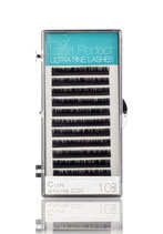 Mink Lashes Russian D 0,07mm - Volumen Wimpern D 0,07mm