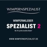 SPEZIALIST 2 - Wimpernkleber für Profis;