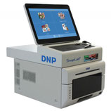 DNP Digitale Kiosk Snaplab DP-SL620 II met Printer