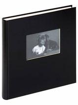 Fotoalbum Charm 30,0 x 30,0 cm. Zwart