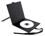 Momentum DVD-Cover Akilea Easy 16.5 x 16.5 cm.  Strik Velours zwart