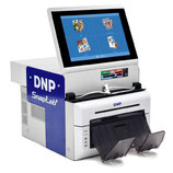 DNP Digitale Kiosk Snaplab DP-SL620 met Printer