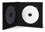 Momentum DVD-Cover voor 2 DVDs Akilea DUO 16.5 x 16.5 Velours zwart