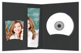 CD/DVD & Foto presentatiemap zwart