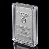 Zeldzame 1 Ounce Duitse Zilveren 999 Liberty Eagle Totem