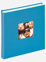 Fotoalbum Fun 30,0 x 5,0 x 30,0 cm. Oceaan Blauw