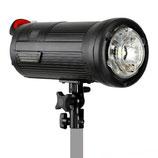 Falcon Eyes TTL Studioflitser Satel Two op Accu voor Nikon