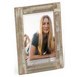 Fotolijst Portret Longford 10 x 15 cm. Kleur Bruin