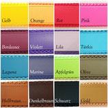 Farben für XS Halsbänder