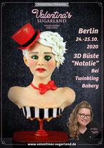 """MasterClass 3D Büste """"Natalie"""" - 24.-25. Oktober 2020"""