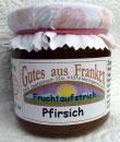 Pfirsich - Fruchtaufstrich