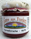 Kornelkirschen - Apfel Fruchtaufstrich